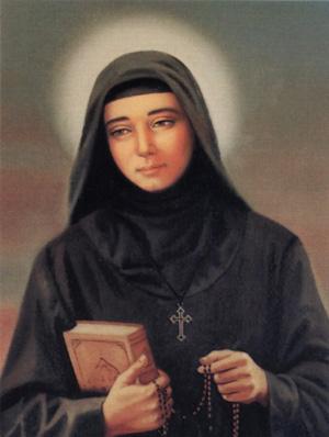 Rafca.org - Saint Rafca, a Lebanese Saint